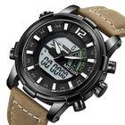 Buy at Best Price MEGIR 2089 Military Sport Style LED Dual Display Men Watch