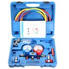 Bon prix 0-500PSI Air Conditioning Refrigerant Fluorine Table Gauge Diagnostic Test Tool