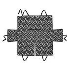 Meilleurs prix Pet Car Seat Cover Dog Safety Mat Cushion Rear Back Seat Protector Hammock