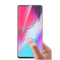 Bakeey 3D Curved Edge Ultrasonic Fingerprint Unlock tempered glass Screen Protector for Samsung Galaxy S10 5G 2019