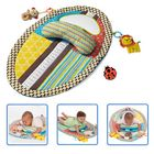 Offres Flash Infant Baby Tummy Time Musical Mat Water Resistant Infant Bed Kids Developmental Toy