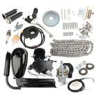 Meilleurs prix 80cc 2-Stroke Cycle Motorized Bike Black Body Engine Motor Kit
