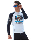Les plus populaires Men Diving Suit shirts Tops Long Sleeve Swimwear Waterproof Quick Drying Clothing Surfing Snorke