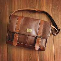 Large Capacity Casual Messenger Bag Crossbody Bag For Men