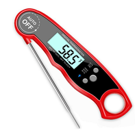 Waterproof Digital Meat Thermometer Super Fast Instant Read Thermometer BBQ Thermometer