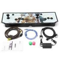 PandoraBox 4S 680 In 1 Metal Double Stick Home Arcade Game Console HDMI VGA