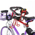 Buy BIKIGHT Bike Kids Rack Mount Seat Protection Safety Quick Release Lock Cycling Children Front Saddle Chair Bike Accessories