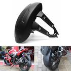 Acheter au meilleur prix Universal Motorcycle Rear Wheel Cover Splash Guard Mudguard+Bracket Black