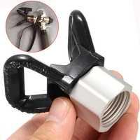 Airless Paint Spray Gun Tip Guard Nozzle Seat