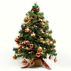 Meilleurs prix The One DIY Christmas Tree Decoration Set Detachable Ornaments LED Light Gift Box Home Festival Decor from Xiaomi Youpin