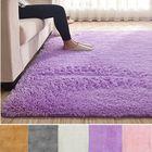 Les plus populaires 120x170cm Soft Fluffy Floor Rug Shag Shaggy Area Rug Bedroom Dining Room Carpet Yoga Mat Child Play Mat