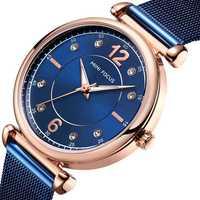 MINI FOCUS MF0177L Elegant Design Ladies Quartz Watch
