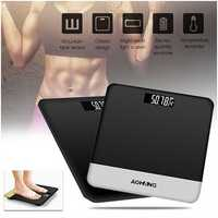 Holmark Electronic LCD Digitial Body Weight Scale Fitness Fat Healty Beauty