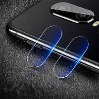 Bakeey™ 2PCS Anti-scratch HD Clear Tempered Glass Phone Camera Lens Protector for OnePlus 6T