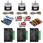 Prix de gros TWO TREES® UNO CNC Kit with Controller + Shield + Nema 23 Stepper Motors + TB6600 + Limited Switches