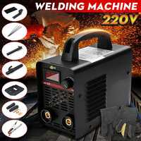 ZX7-225 220V 200A MMA ARC Welding Machine Handheld Mini Electric Welder IGBT Inverter Kit