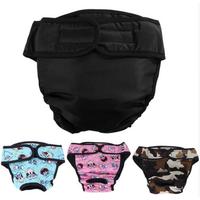 Dog Diaper Physiological Pet Pants Washable Female Dog Shorts Panties Menstruation Underwear