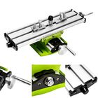 Bon prix 2 Axis Milling Compound Working Table Cross Sliding Bench Drill Vises Fixture DIY