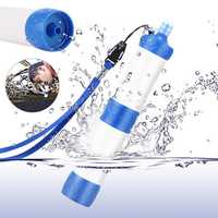 Xmund XD-WP1 1000L Water Filter Portable Purifier Cleaner Emergency Camping Travel Safety Survival Hydration Drinking Tool