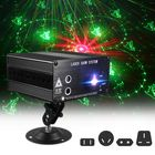 Meilleur prix 48 Pattern Laser Projector Stage Light Mini LED Light RGB Party DJ Disco KTV