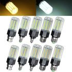Discount pas cher Non-Dimmable E27 E26 E12 E14 B22 9W 5730 SMD LED Corn Light Bulb Lamp AC110-265V