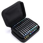 Meilleur prix Chenyu BD-11-40 Pencil Case For Student Painting Storage Bag 40-color Solid Color Marker Pen