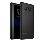 Flash Offers Bakeey Carbon Fiber Anti Fingerprint Soft TPU Protective Case For Samsung Galaxy Note 9