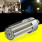 Les plus populaires AC100-277V E27 100W No Strobe Fan Cooling Camping Home Garden 366 LED Corn Light Bulb