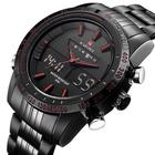 Offres Flash NAVIFORCE NF9024 Military Dual Display Week Date Men Wrist Watch