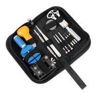 13PC Watch Repair Tool Kit Battery Bracelet Repairs