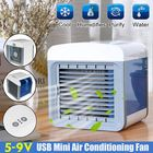 Discount pas cher 5-9V USB Mini Air Conditioning Fan Humidifier Home Cleaner