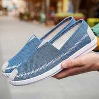 Men Microfiber Casual Daily Flats