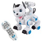 Acheter LE NENG K10 Intelligent Infrared Remote Control Touch Induction Walking Singing Dancing Robot Dog