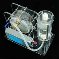 Electrolysis of Water Hydro Generator Heating Process Principle Science Physical Experiment Teaching Model