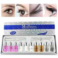 Thicker Longer Eyelashes Wave Lotion Eyelash Perming Curling Kit Set