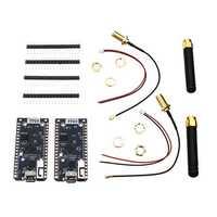 LILYGO® TTGO 2Pcs ESP32 SX1276 LoRa 868MHz bluetooth WI-FI Lora Internet Antenna Development Board For Arduino