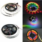 Acheter 5050 RGB 4M 240LEDS WS2812B Waterproof IP65 LED Strip Light LED Individual Addressable DC 5V