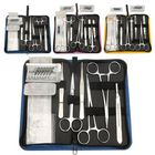 Recommandé Practice Suture Kit including Professionally Developed Suturing Course Pack Tool Bag