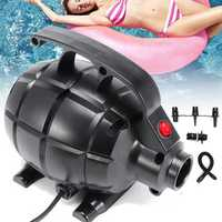 Electric Air Pump for Inflatable GYM Air Track Mat Floor Tumbling Airtrack Gymnastics Mat Inflatable