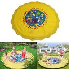 Recommandé 170CM Outdoor Inflatable Sprinkle Splash Mat Toddler Baby Kid Garden Water Spray Toys Play Pool