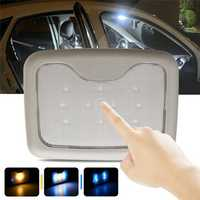 LED Auto Car Dome Roof Ceiling Light Interior Reading Trunk Lamp Bulb Magnetic