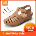 Meilleur prix LOSTISY Women Lightweight Casual Shoes Hollow Out Soft Sole Sandals