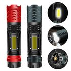 Bon prix XANES® W750 XHP99+COB 2000LM Strong LED Flashlight With Side Light & Magnet Tail Zoomable Tactical LED Torch For Hunting Camping