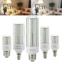 ARILUX® HL-CB 02 E27 E14 5W 10W 15W 20W SMD2835 No Strobe LED Corn Light Bulb AC85-265V