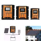 Promotion 30A/50A/70A 12V/24V Intelligent USB PWM Solar Panel Battery Regulator Charge Controller