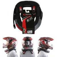 Collar Neck Guard Long Distance Racing Helmet Protective Brace Safety Protector