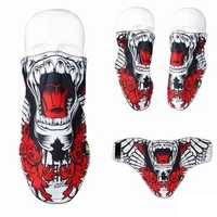 Skiing Face Mask Winter Warm Ski Mask Motorcycle Bicycle Cycling Cap Mask Polyester Face Mask