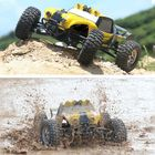 Les plus populaires HBX 12891 1/12 4WD 2.4G Waterproof Hydraulic Damper RC Desert Buggy Truck with LED Light