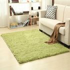 Acheter au meilleur prix Length 1.2*1.6M Thickness 3-3.5CM Yoga Mats Washed Silk Wool Anti-Slip Carpet Living Room Bedroom Bedside
