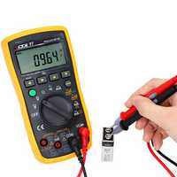 VC77 Digital Multimeter 2 In 1 4-20MA Signal Output Multimeter Process Signal Source